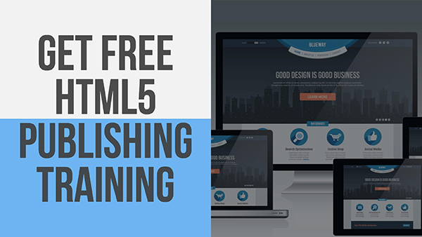 Adobe Spark-Get free html5 pub traininga