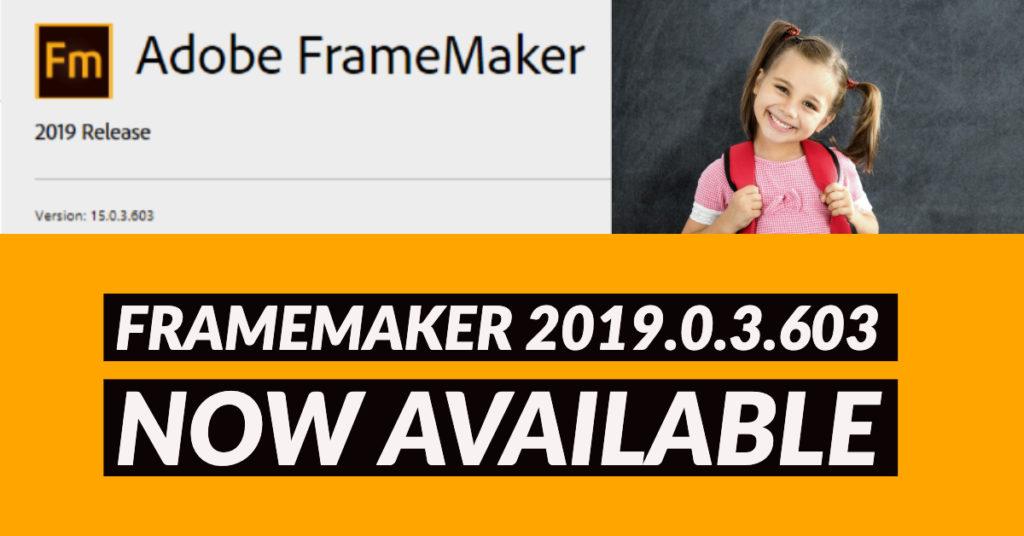 adobe framemaker 2019 download
